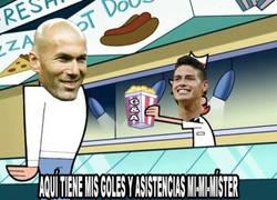 Enlace a Zidane y la situación de los suplentes en el Real Madrid