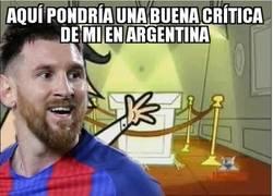 Enlace a En Argentina siempre lo mismo, no saben apreciar lo que tienen