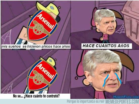 967197 - Así se sienten los Fans del Arsenal hoy por hoy