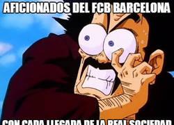 Enlace a El partido pinta mal para el FC Barcelona si todo sigue así...