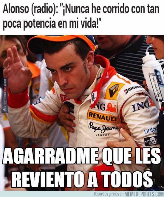 967761 - Alonso y su situación con McLaren cada día peor