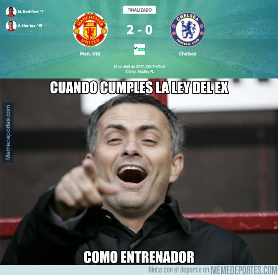 967767 - Mourinho se venga del Chelsea y pone la Premier al rojo vivo