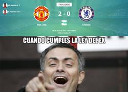 Enlace a Mourinho se venga del Chelsea y pone la Premier al rojo vivo