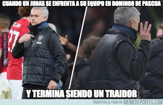 967776 - Mourinho se la lió al Chelsea