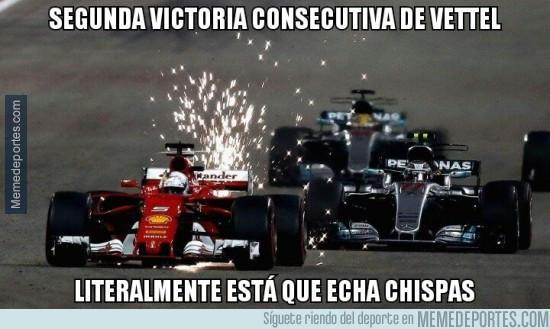 967844 - ¡Ferrari está que echa chispas!