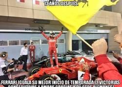 Enlace a Los alemanes dándole vida a Ferrari