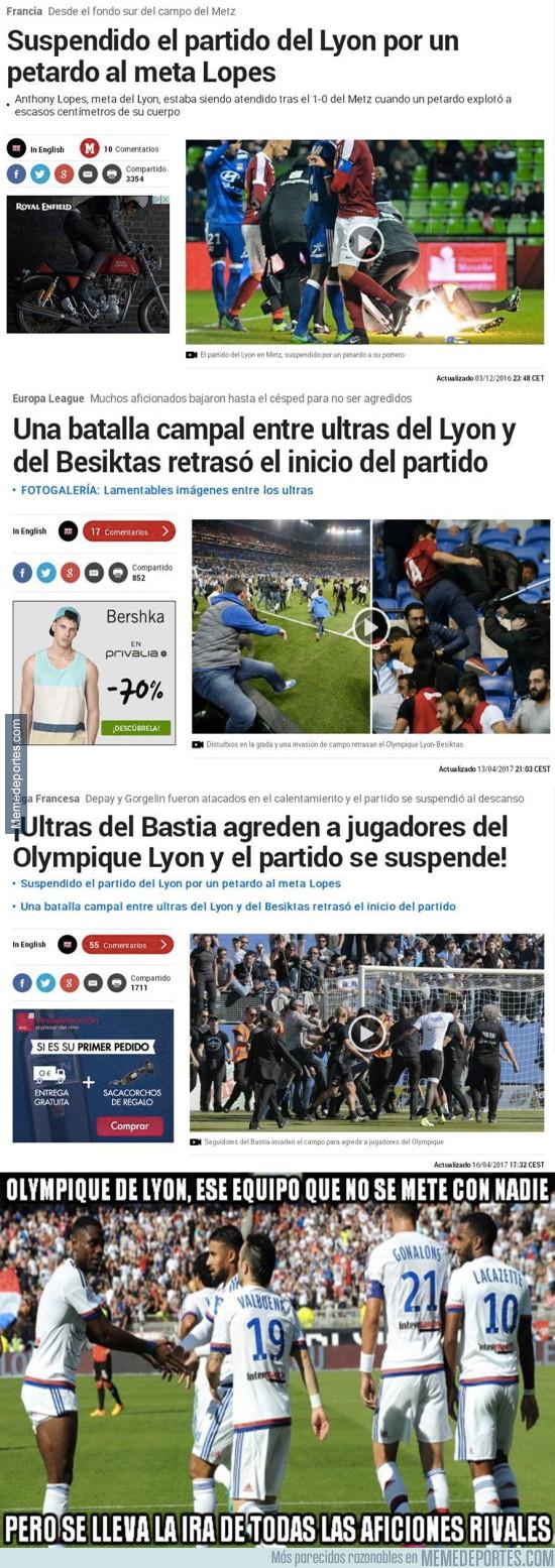 967951 - El Olympique de Lyon es el