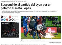 Enlace a El Olympique de Lyon es el