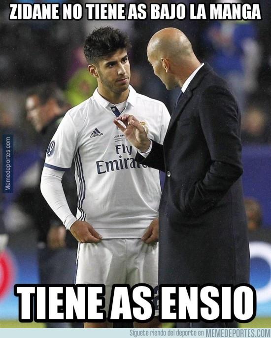 968152 - Zidane lo tiene controlado