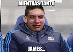 Enlace a Pobre James...