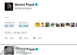 Enlace a El significado oculto de los 3 puntos suspensivos de Piqué, por @RotoChop_
