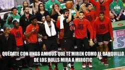 Enlace a Chicago Bulls-Boston Celtics