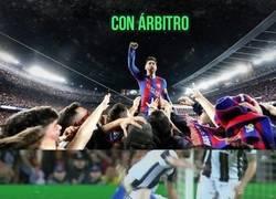Enlace a La realidad de Messi