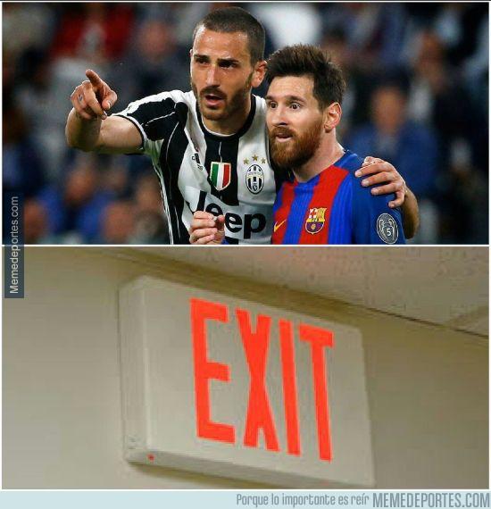 969022 - Messi, allí tienes tu camino