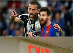 Enlace a Messi, allí tienes tu camino