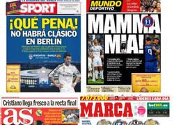 Enlace a La prensa de Madrid se ha cobrado revancha