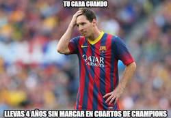 Enlace a Lo de Messi es preocupante
