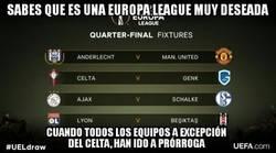 Enlace a Una Europa League extraña