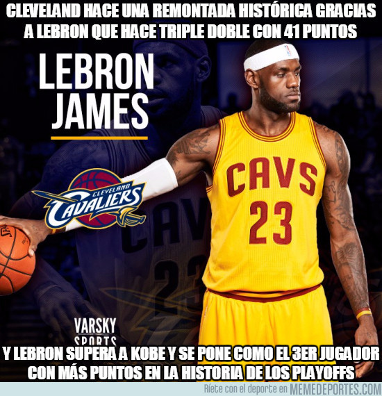 969426 - Histórico Lebron James