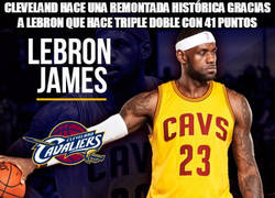 Enlace a Histórico Lebron James