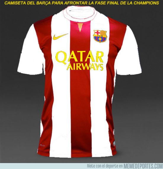 969453 - Nueva equipación Barcelona para semis