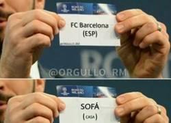 Enlace a El Barça lo ve desde su casa
