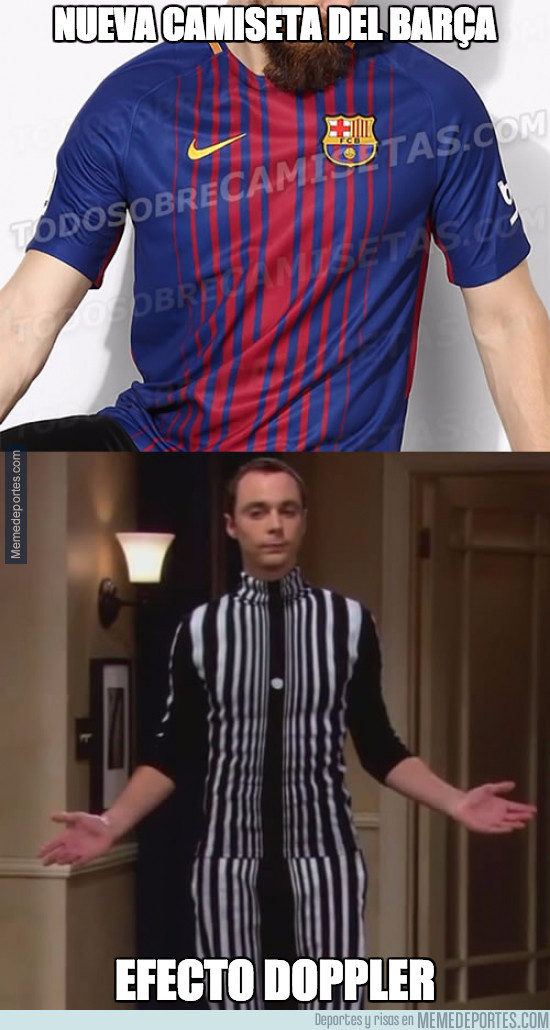 969558 - ¡Filtrada la nueva camiseta del Barça!
