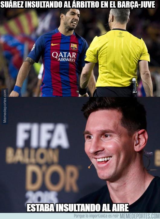 969639 - Messi lo tiene claro