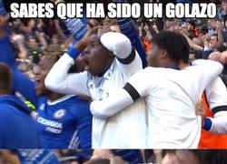 Enlace a La gran imagen de la semifinal entre Chelsea y Tottenham
