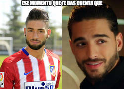 Enlace a Carrasco y su doble