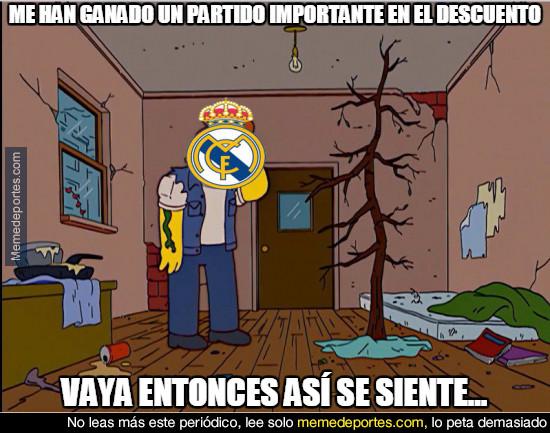 970189 - El Real Madrid ahora siente eso...