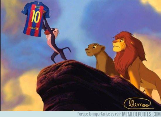 970365 - Messi tras el partido, por @llimoo