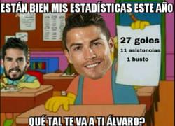 Enlace a No está siendo buena la temporada de Benzema