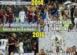 Enlace a La profecía predice el resultado del Real Madrid en esta Champions