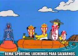 Enlace a El Granada y el Sporting apuran sus últimas opciones de permanencia