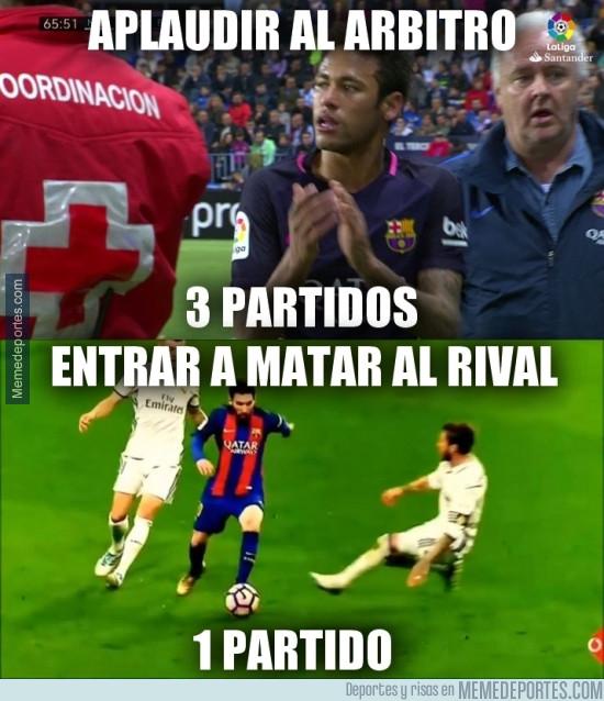 970887 - La sanción a Sergio Ramos demuestra que esta es la mejor Liga del mundo
