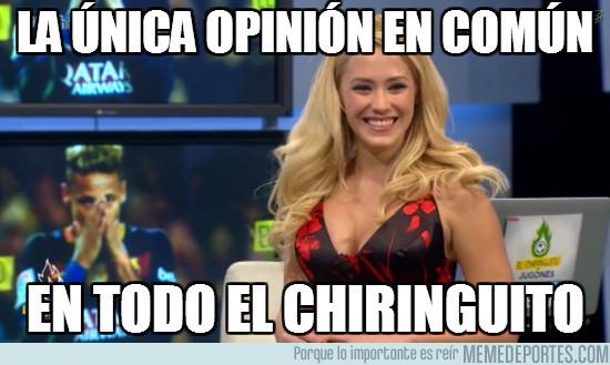 971425 - La única opinión en común en todo el Chiringuito