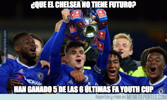 971440 - ¿Que el Chelsea no tiene futuro?