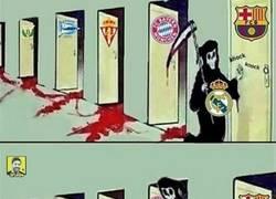 Enlace a Messi le plantó cara a la muerte madridista