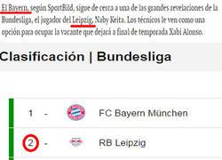 Enlace a El Bayern como siempre...