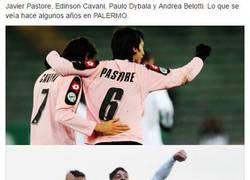 Enlace a La fabrica futbolística del Palermo