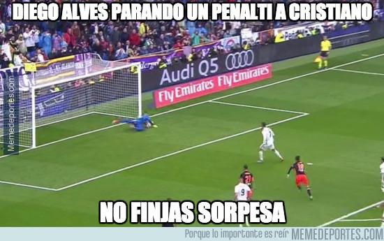 971839 - ¡Enorme Diego Alves!