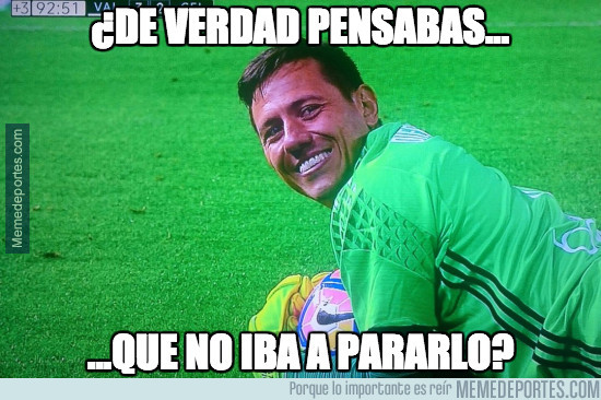 971841 - Diego Alves like a boss