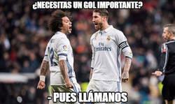 Enlace a La vieja confiable para el Madrid