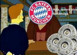 Enlace a Sorpresa, el Bayern vuelve a ganar la Bundesliga
