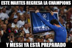 Enlace a Messi y el Barça la tienen preparada