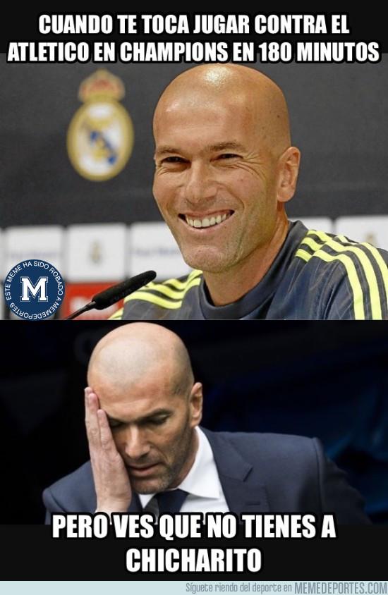 972577 - El Real Madrid le va a echar de menos
