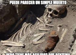 Enlace a Muy mal Benzema desde hace tiempo...
