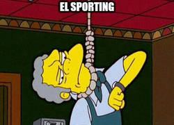 Enlace a El Sporting haciendo tiempo