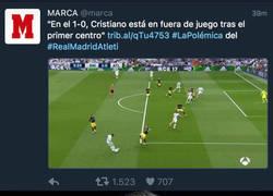 Enlace a Florentino tras ver el primer tuit del MARCA